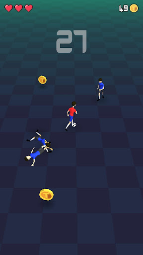 Soccer Dribble - NEW Football Dribbling Game 2018  screenshots EasyGameCheats.pro 3