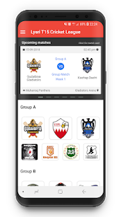 Download Lyari T15 Cricket League For PC Windows and Mac apk screenshot 1