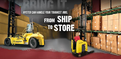 Hyster Forklifts North America - Apps on Google Play
