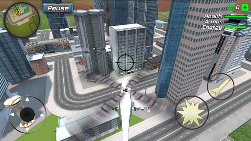 Hurricane Superhero : Wind Tornado Vegas Mafia screenshots 7