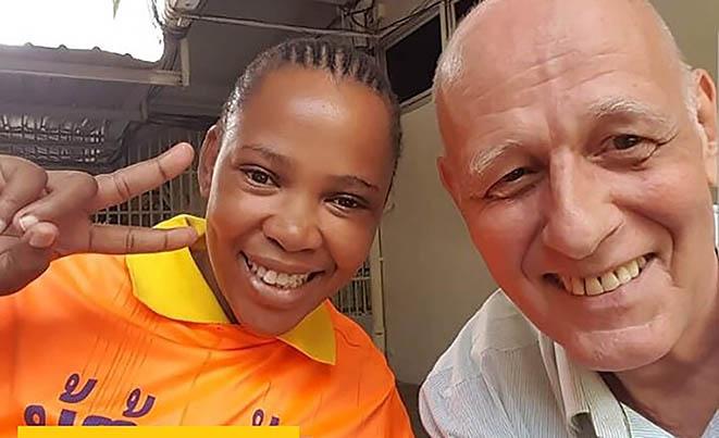 'Babsie' vlieg 'n veranderde persoon huis toe - SowetanLIVE