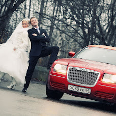 Wedding photographer Aleksey Panteleev (Leksey). Photo of 27.09.2013