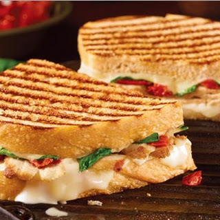 Weight Watchers Roasted Chicken Panini