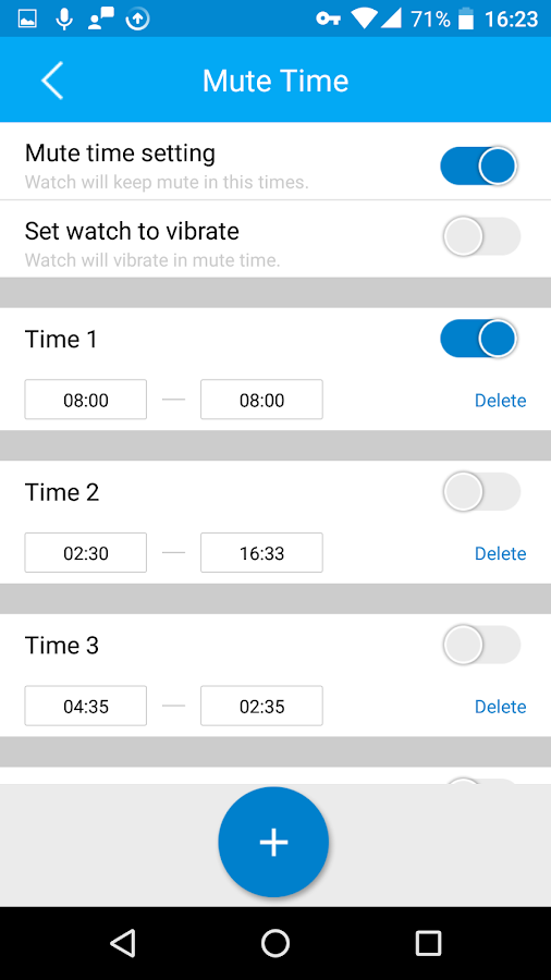 MOVETIME Track & Talk watch- screenshot
