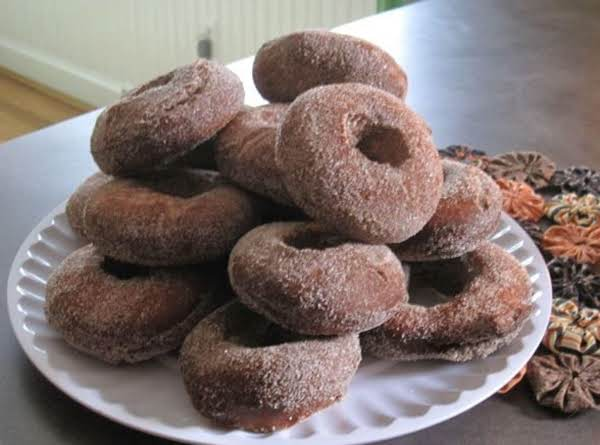 Pure Bliss Autumn Doughnuts Recipe