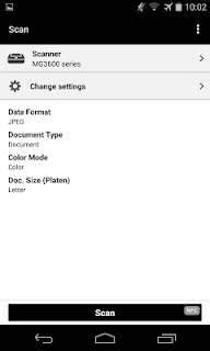 Canon PRINT Inkjet/SELPHY screenshot 03