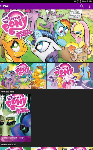 My Little Pony Comics 1.3.1 screenshots 5