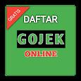Pendaftaran Ojek Online apk