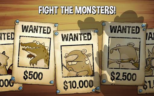 Swamp Attack screenshot 12