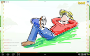 (APK) تحميل لالروبوت / PC Draw and Guess Online ألعاب screenshot