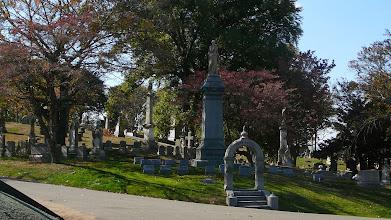 Photo: Green Wood Cemetery