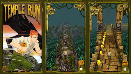 Temple Run APK screenshot thumbnail 20