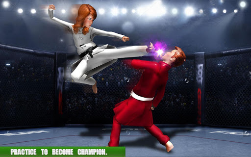 High School Gangster Bully Fights Karate Girl Game 1.1 screenshots 8