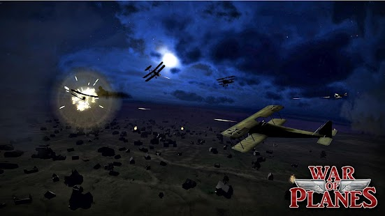 Sky Baron: War of Planes FREE Screenshot