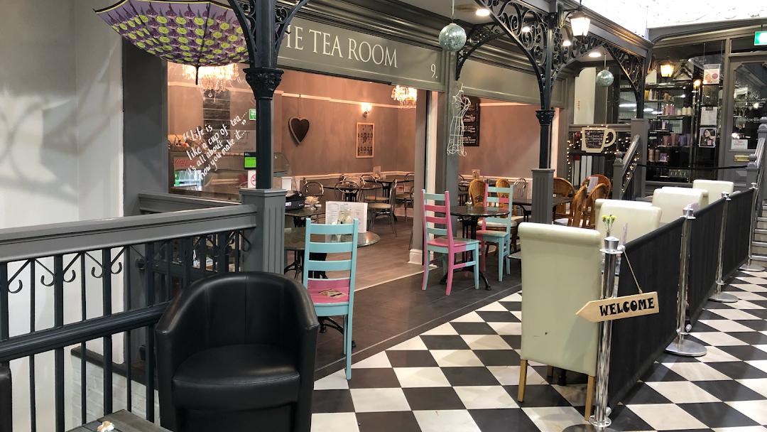 The Harrogate Tea Rooms - Tea Room