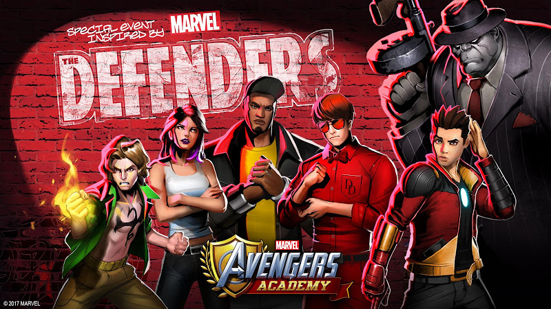 MARVEL Avengers Academy v1.18.0 (Mod)