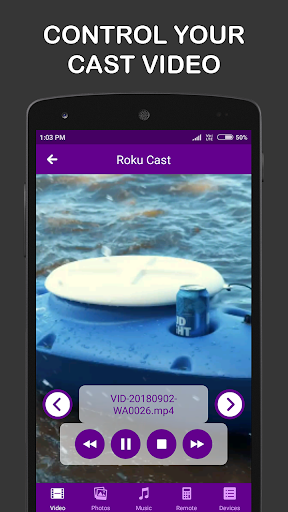 Cast for Roku - Apps on Google Play