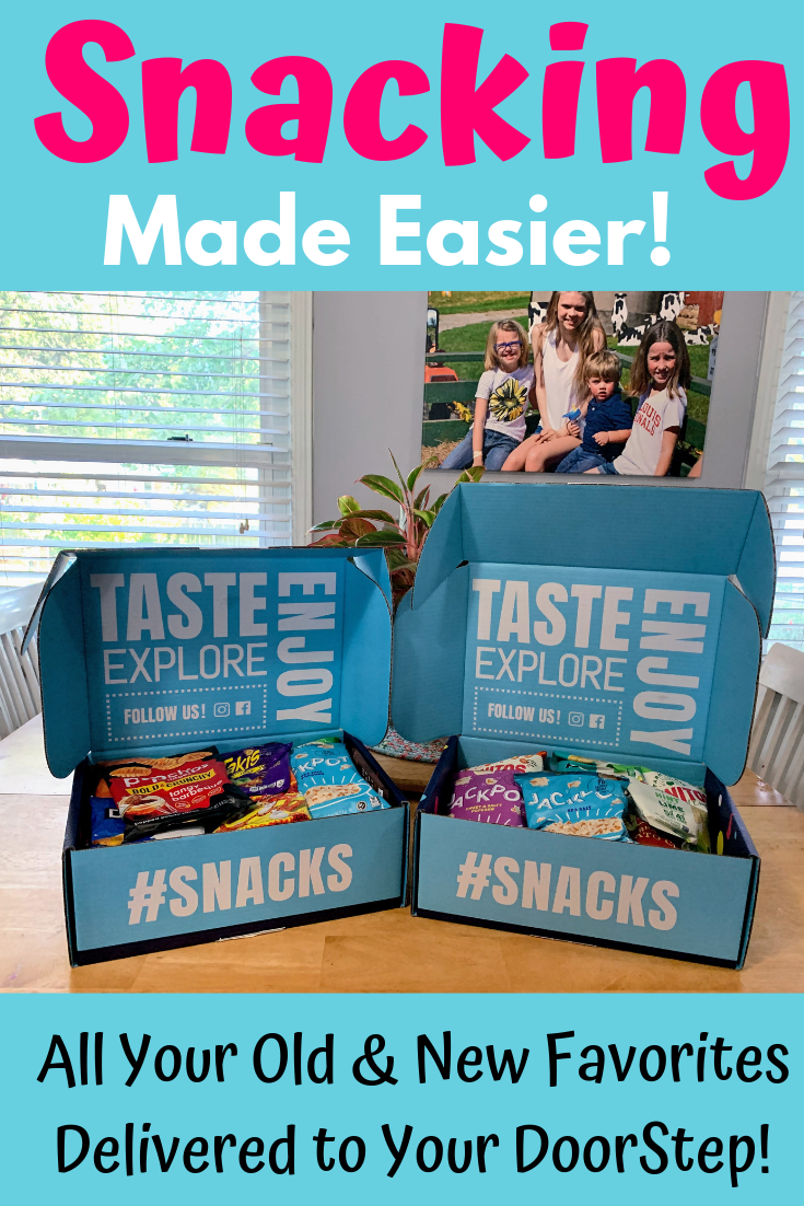 If your family is serious about snacking, then Variety Fun Subscription Boxes are the perfect solution! Check out our Review of these treats! www.varietyfun.com #VarietyFun #SnackSubscription #SnackOn #TasteExploreEnjoy