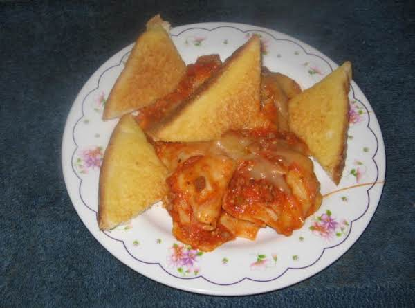Lasagna Toss Recipe