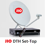 Book Free Jio Dth Connection Icon