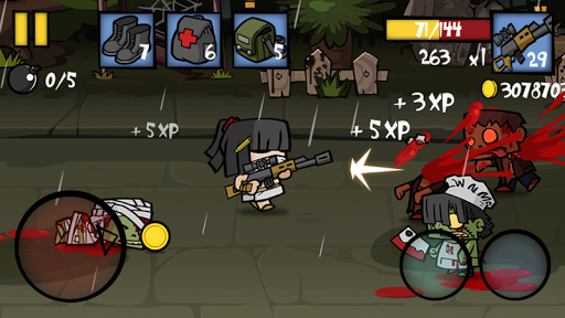 Zombie Age 2: The Last Stand screenshot 2