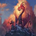 Cartoon Dragon Full HD