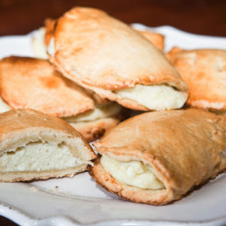 Cottage Cheese Pastries.