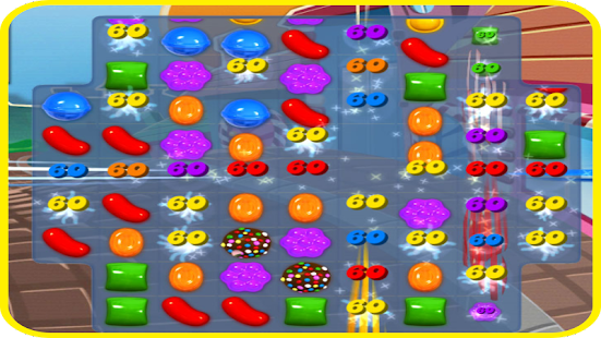 Guides Candy Crush Saga- صورة مصغَّرة للقطة شاشة