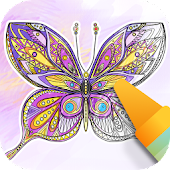 Tải Game Butterflies Coloring Books
