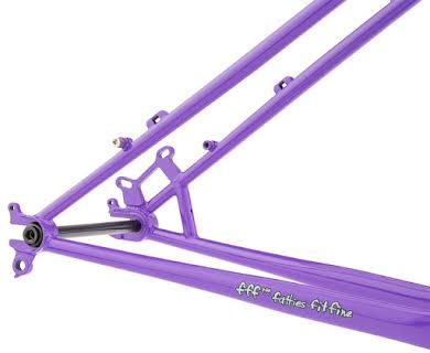 Surly Wednesday Fat Bike Frameset - All-Natural Grape alternate image 1