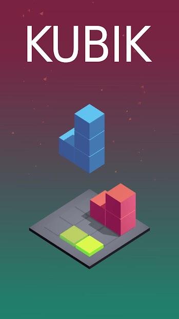 Kubik Android App Screenshot