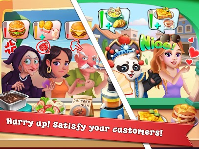 Rising Super Chef – Craze Restaurant Cooking Games 9