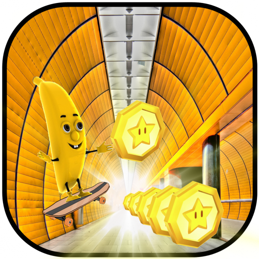 Subway Banana Run Rush