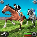 Horse Racing Championship 2018: Online Jockey Race icon