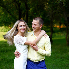 Wedding photographer Tatyana Voroshilova (Voroshylova). Photo of 26.08.2017
