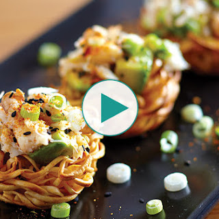Crab Salad With Pasta Noodles Recipes