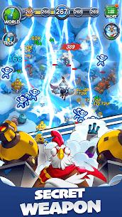 Rooster Defense Mod Apk (Unlimited Money) 5