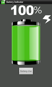 Battery Indicator 11.0 Mod + Data for Android 1