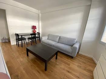 Appartement meublé 2 pièces 38,5 m2