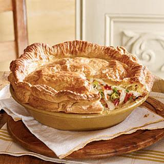 Double-Crust Chicken Pot Pie