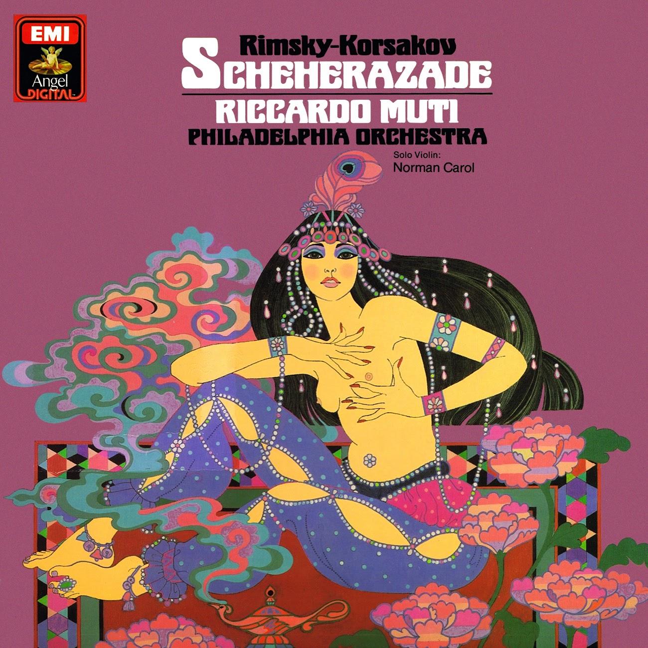 Nikolai Rimsky-Korsakov, Riccardo Muti