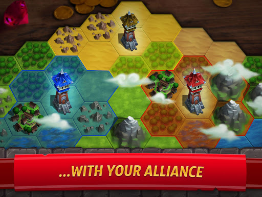 Royal Revolt 2: Tower Defense RTS & Castle Builder screenshots 15