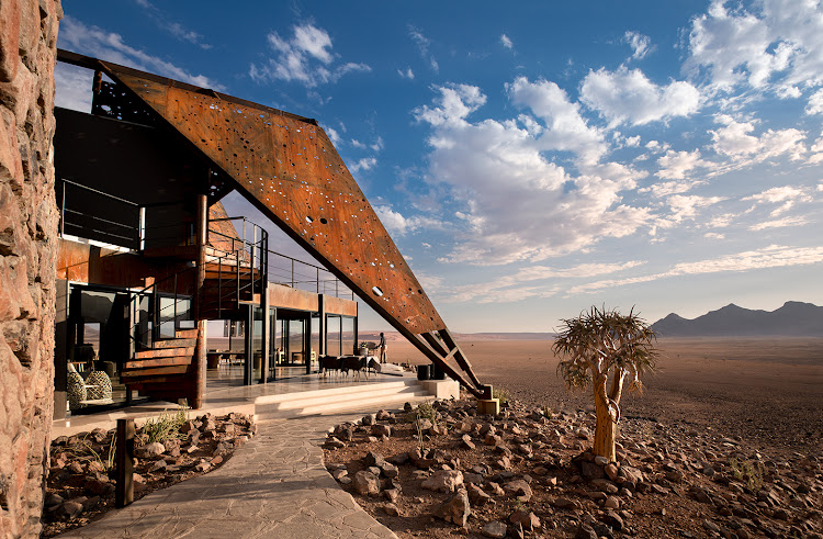 &Beyond Sossusvlei Desert Lodge.