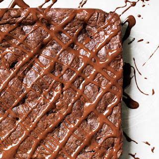 Grain Free Tahini Brownies (the best brownies I've ever eaten!).