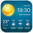 Local Weather Widget&Forecast apk