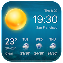 Local Weather Widget &Forecast icon