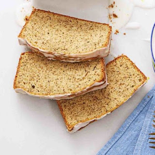Lemon-Glazed Earl Grey Tea Bread
