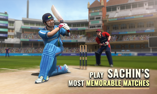 Sachin Saga Cricket Game 1.2.26 screenshots 1