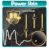 Luxurious Poweramp Skin