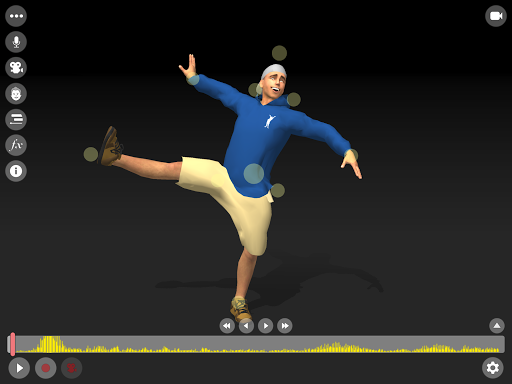 Jerky Motion for PC